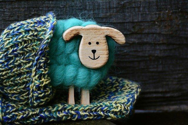 ovečka z vlny