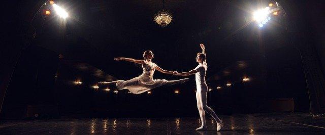 baletní pár