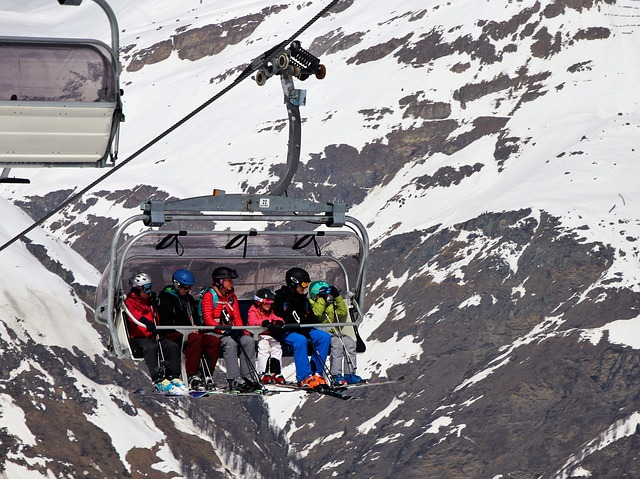 Letní dovolená ve švýcarských Alpách